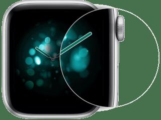 Apple Watch kuvakaappaus
